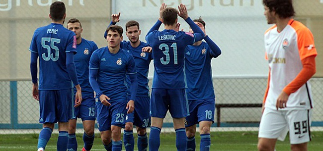 Foto: Le but somptueux de Dani Olmo, pépite du Dinamo Zagreb déjà suivi par le Barca