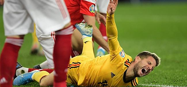 Foto: Sorti sur blessure, Dries Mertens donne de ses nouvelles