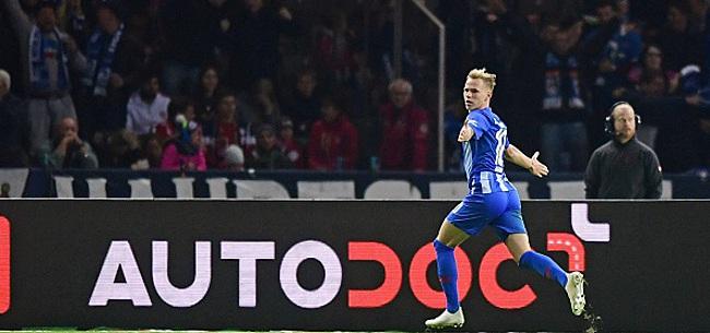 Foto:  Le nouveau numéro 10 du club de Bundesliga ne l'aura pas