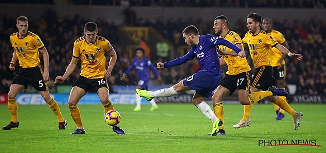 Foto: Enfin, Dendoncker joue un sale tour à Eden Hazard