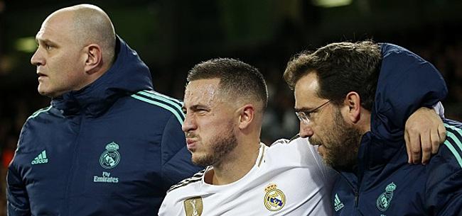 Foto: Opération pour Hazard? L'annonce de Zidane