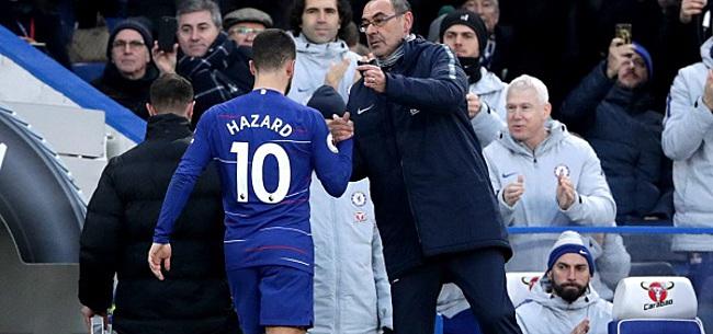 Foto: La toile s'agite sur le geste déplacé de Fabinho envers Eden Hazard (vidéo)