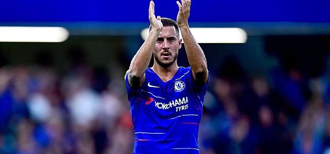 Foto: Chelsea a un plan pour conserver Hazard