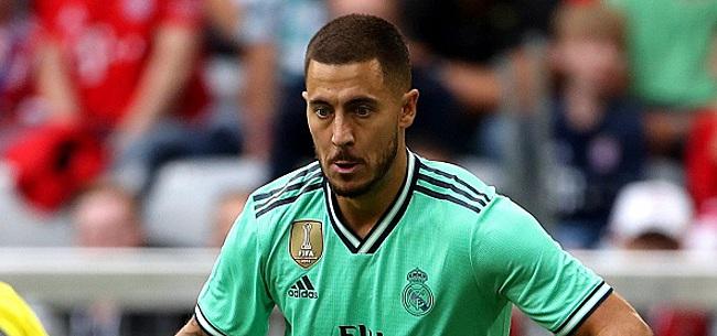 Foto: La blessure de Hazard crée un conflit dans le vestiaire du Real Madrid
