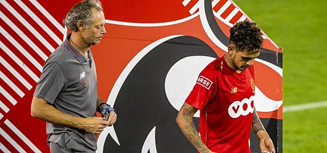 Foto: Edmilson à Bruges malgré sa prolongation de contrat?