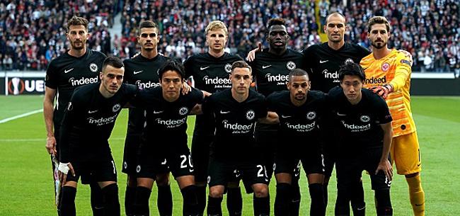 Foto: Europa League : Francfort - Standard à huis-clos ?