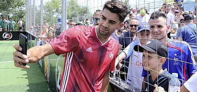 Foto: OFFICIEL: Enzo Zidane a signé pour deux ans au Portugal