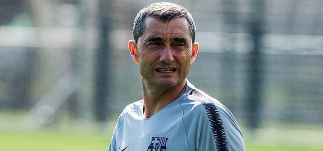 Foto: Une légende de Barcelone pour remplacer Valverde?