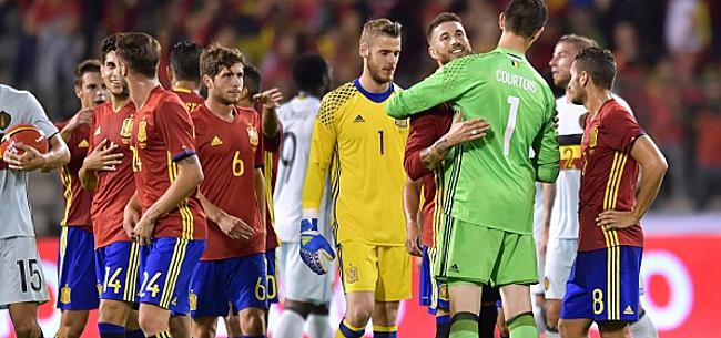 Foto: Malgré sa qualification l'Espagne a perdu gros en Suède