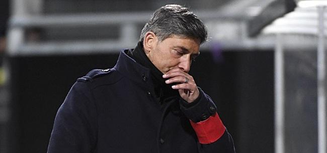 Foto: Coup dur pour Charleroi qui perd un titulaire pour affronter le Standard