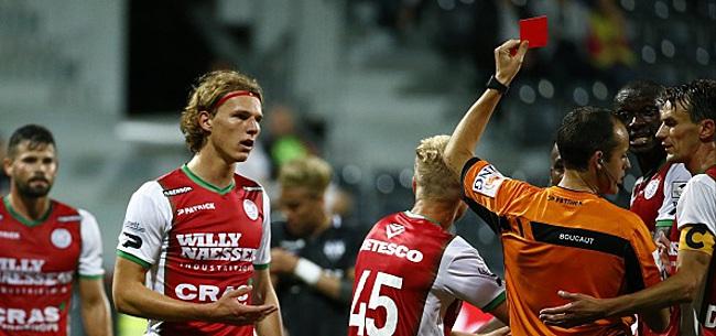 Foto: Pletinckx n'est plus suspendu et pourra jouer contre Gand