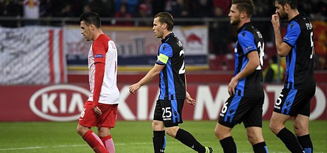 Foto: Un retour important dans la sélection de Bruges pour le match contre le Standard