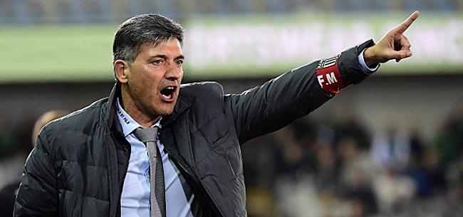 Foto: Verschueren révèle le nom des coachs qui étaient sur la short-list du RSCA