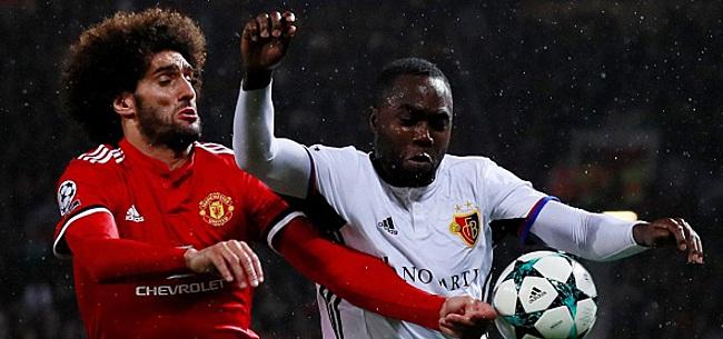 Foto: Marouane Fellaini de retour en Premier League?