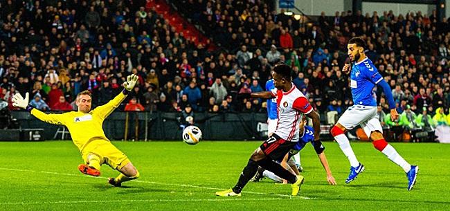 Foto: OFFICIEL Formé à Anderlecht et Charleroi, il signe à Feyenoord