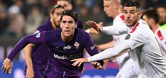 Foto: Saelemaekers joue dix minutes lors du partage de Milan à la Fiorentina