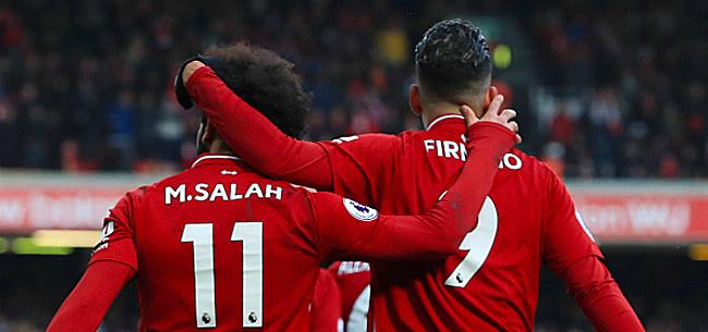 Foto: L'assist 5 étoiles de Firmino pour Salah (vidéo)