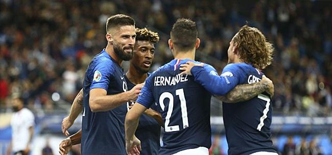 Foto: EURO 2020 La France cale face à la Turquie, le Portugal battu