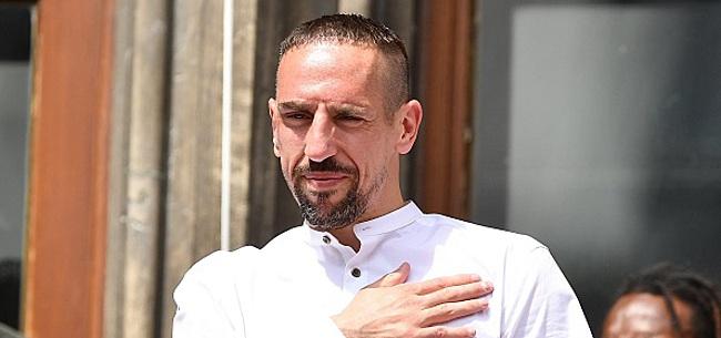 Foto: Franck Ribéry élu meilleur joueur par les fans de son club