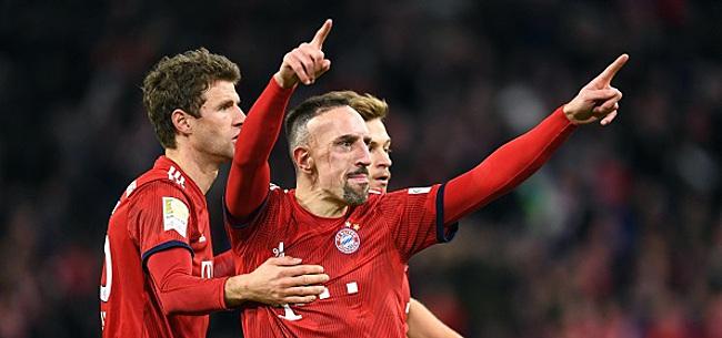 Foto: Ribery va-t-il rejoindre cet ex-star du Barca ?