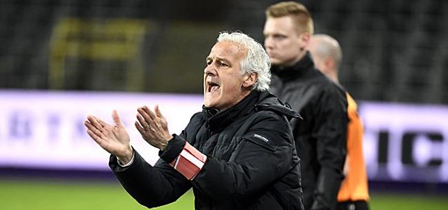 Foto: Non, Anderlecht n'est pas revenu deux ans en arrière