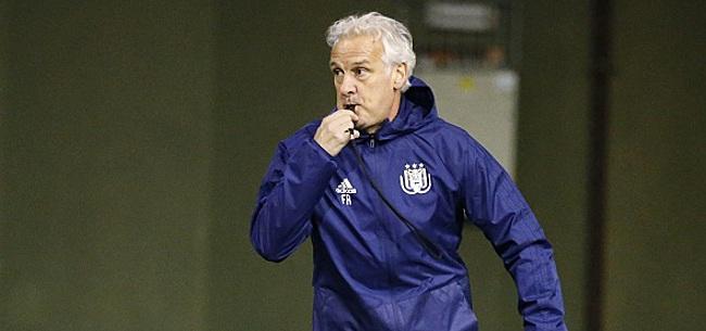 Foto: Excellente nouvelle pour Anderlecht en vue des playoffs