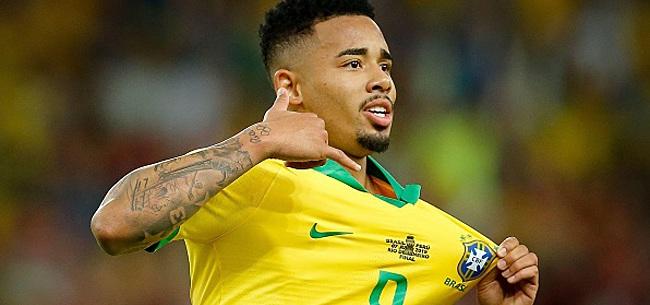 Foto: Gabriel Jesus offre la Copa América au Brésil puis est exclu