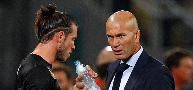Foto: Zidane en a marre de Bale: voilà à quoi le Gallois doit s'attendre