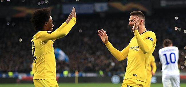 Foto: Europa League : Les 3 premiers qualifiés pour les quarts sont connus