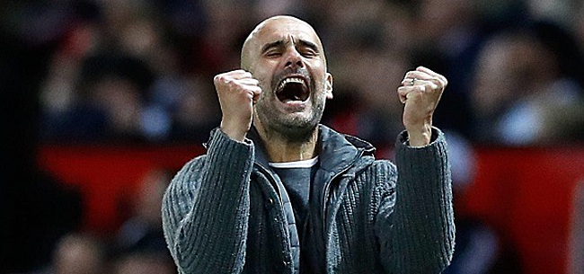 Foto: Pep Guardiola surprend: