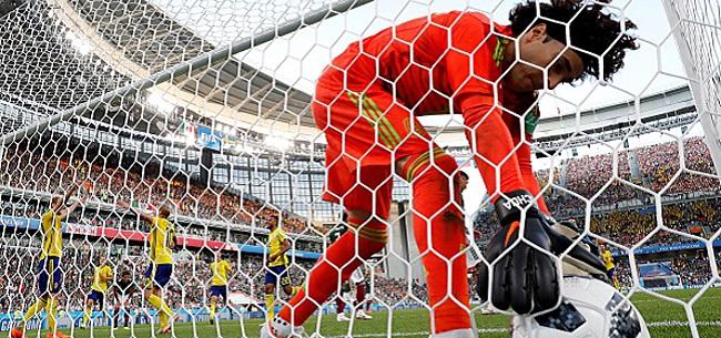 Foto: Ochoa s'en prend à l'ancien sélectionneur et à la fédération mexicaine