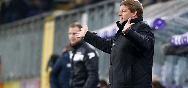 Foto: Ce Mauve est incertain pour Anderlecht-Charleroi