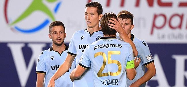 Foto: FC Bruges: Vanaken exige le départ de Diagne!