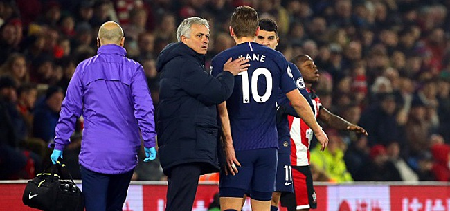 Foto: Kane va-t-il manquer l'Euro? Mourinho pas rassurant