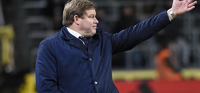 Foto: A la demande de Vanhaezebrouck, Coucke ramène cet attaquant à Anderlecht