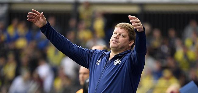 Foto: Voilà comment Vanhaezebrouck a enfoncé Anderlecht