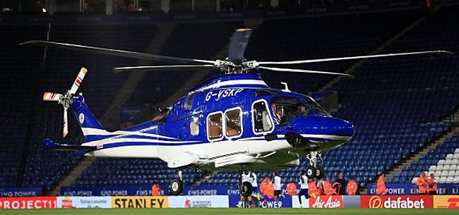 Foto: Les raisons du crash de l'hélicoptère du président de Leicester sont connues