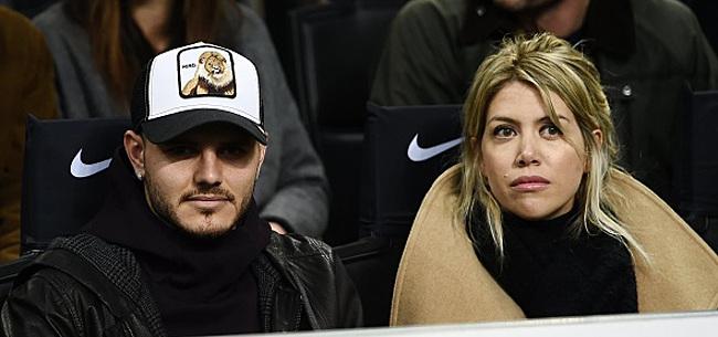 L Inter De Milan Sous Entend Qu Icardi Simule Une Blessure Au Genou