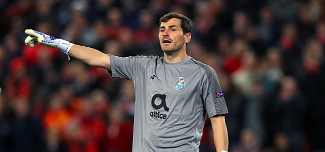 Foto: Casillas intervient personnellement: il veut le convaincre de signer à Porto