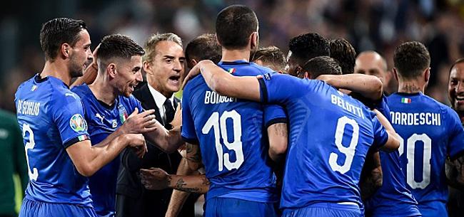 Foto: EURO 2020 L'Italie pulvérise son adversaire, deux qualifiés directs de plus