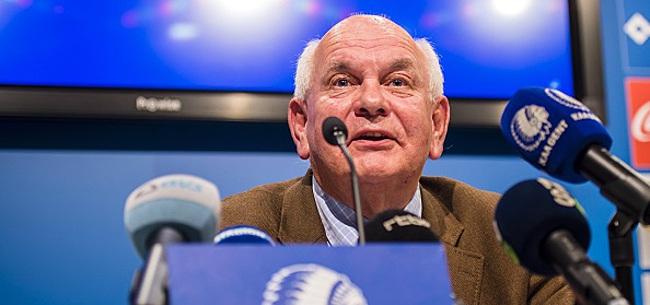 Foto: De Witte a calculé les pertes de Gand: