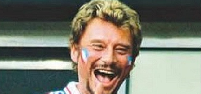 Foto: Johnny et le foot: comment il a révélé que