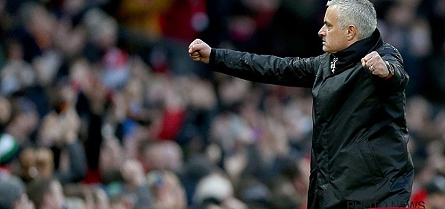 Foto: OFFICIEL José Mourinho a un nouveau job