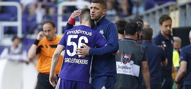 Foto: Fin mai, Anderlecht aura son coach: le candidat idéal de Degryse