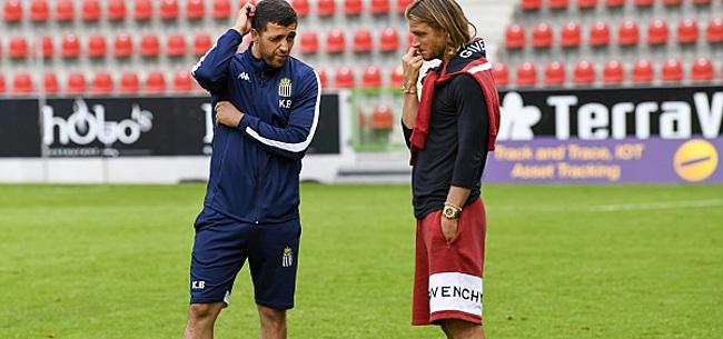 Foto: Voici ce que Karim Belhocine attend de Guillaume Gillet à Charleroi