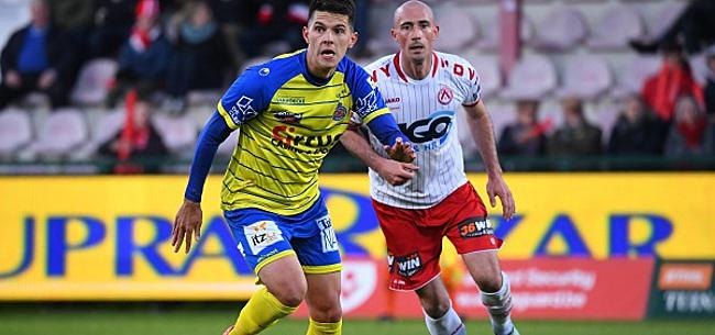 Foto: Waasland Beveren loue un joueur en Croatie