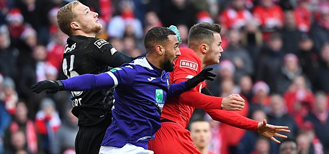 Foto: Degryse scie Anderlecht: