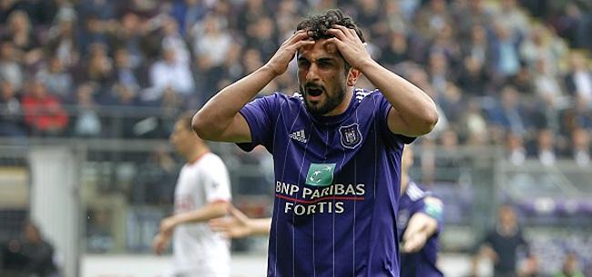 Foto: OFFICIEL - Kenny Saief quitte le Sporting d'Anderlecht