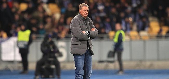 Foto: Le coach de Kiev viré après l'élimination face à Bruges