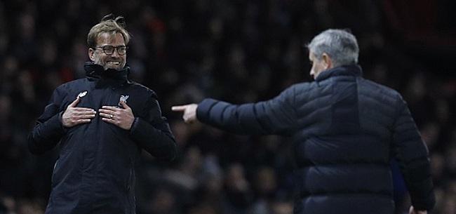 Foto: Mourinho se paie le scalp de Klopp :